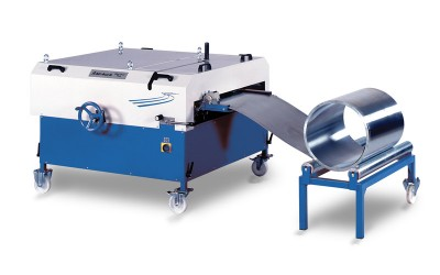 Schlebach Mini-Prof Plus Portable Rollformers